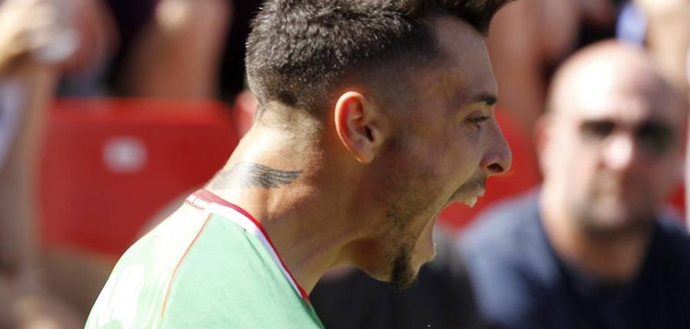 Ximo se estrena como goleador en la máxima categoría