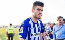 Sexta suplencia de Martín en 30 partidos con Abelardo en el banquillo del Alavés