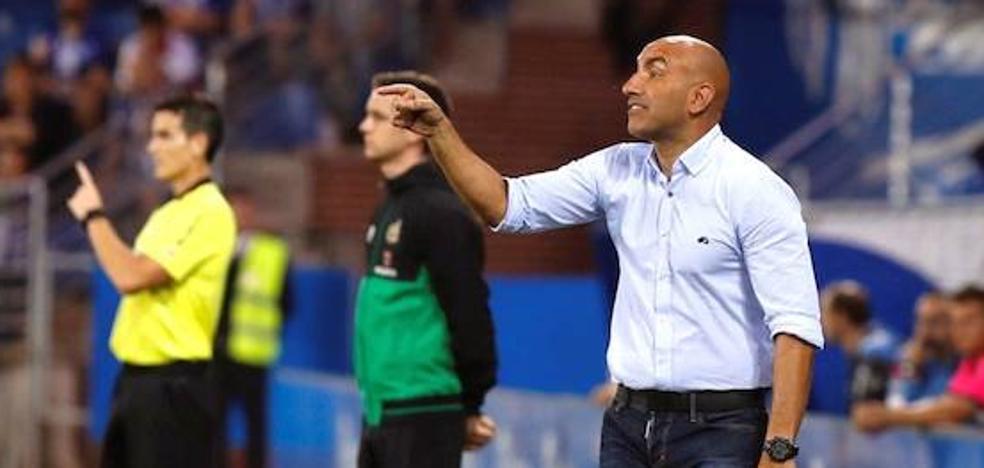 Abelardo: «Me voy contento, hemos reaccionado fenomenal»