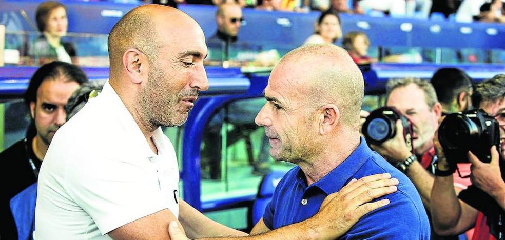 Abelardo: «No hemos estado a nuestra altura en la primera parte»