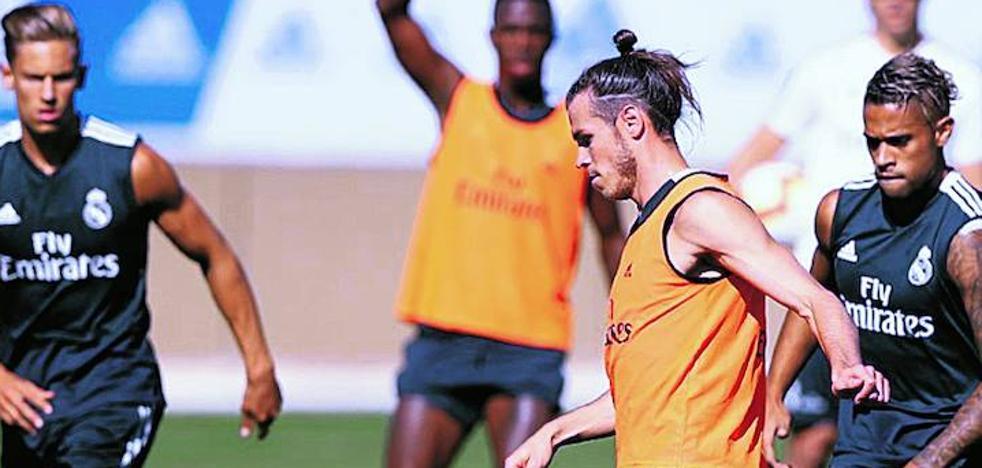 Lopetegui prepara el duelo de Mendizorroza con Ramos y Bale, pero sin Varane