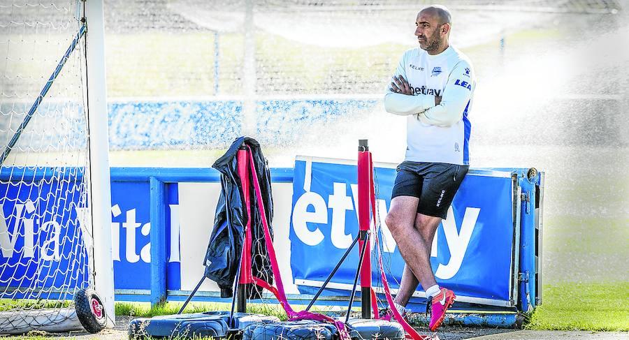 Abelardo: «Para poder ganar, el Madrid debe tener un mal día y nosotros, uno perfecto»