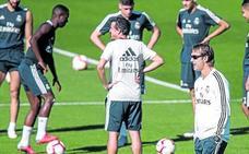Lopetegui: «Cada partido es una final para mí, en el Madrid es así»