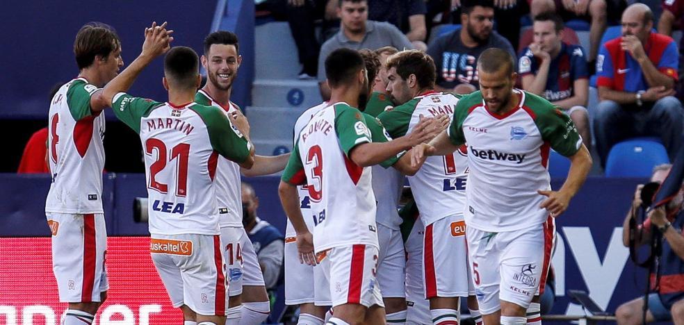 Abelardo regresa al trivote ante el Madrid