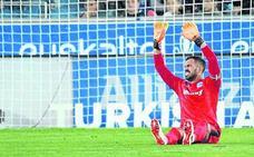 El Alavés ve «difícil» que Pacheco llegue a tiempo para el partido ante el Celta