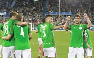 Ibai Gómez: «Quiero apartar lo individual y darle prioridad al colectivo»