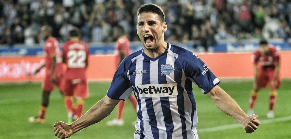 Abelardo vuelve al esquema de dos delanteros ante el Villarreal