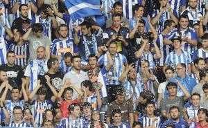 Apenas 500 entradas disponibles para el Alavés-Huesca del domingo