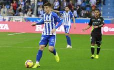 Martín Aguirregabiria, convocado con la selección sub'21