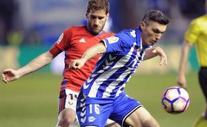 Alavés y Osasuna jugarán un amistoso este miércoles