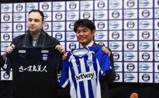 El Alavés cierra una «alianza comercial» con un club japonés