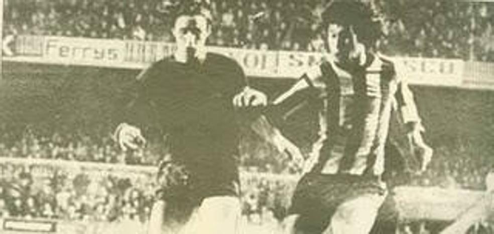 Valdano y Cruyff: «Tráteme de usted»