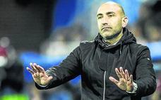 Abelardo: «Me marcho muy contento, hemos planteado un partido valiente»