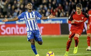 Vídeos de goles y resumen del Alavés - Sevilla