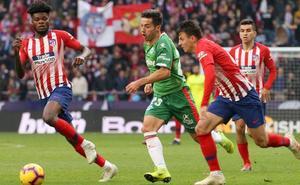 El uno a uno del Atlético de Madrid - Alavés