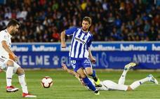 El Alavés pierde a Brasanac por lesión