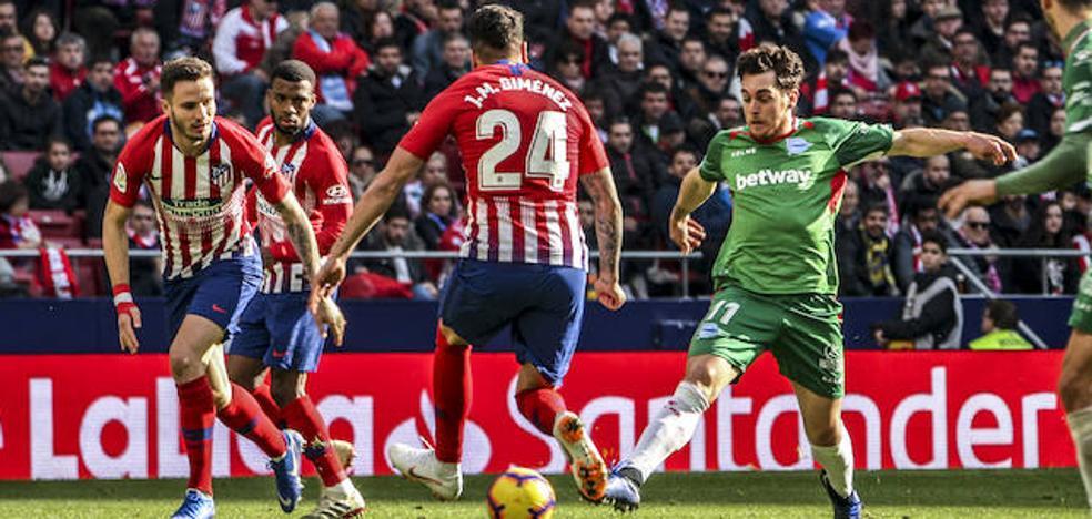 El Alavés ofrecerá la renovación a Ibai en enero