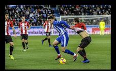Las mejores fotos del Alavés - Athletic