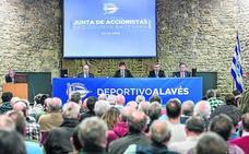 El Alavés dice que la reducción del beneficio es «puntual» y «compensado» por la salvación