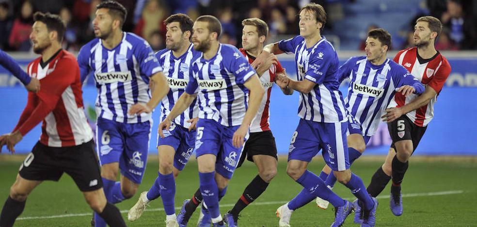 El Alavés, a punto de alcanzar dos marcas en el inicio de año frente al Valencia