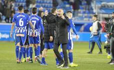 El Alavés vuelve a la zona Champions cuatro jornadas después