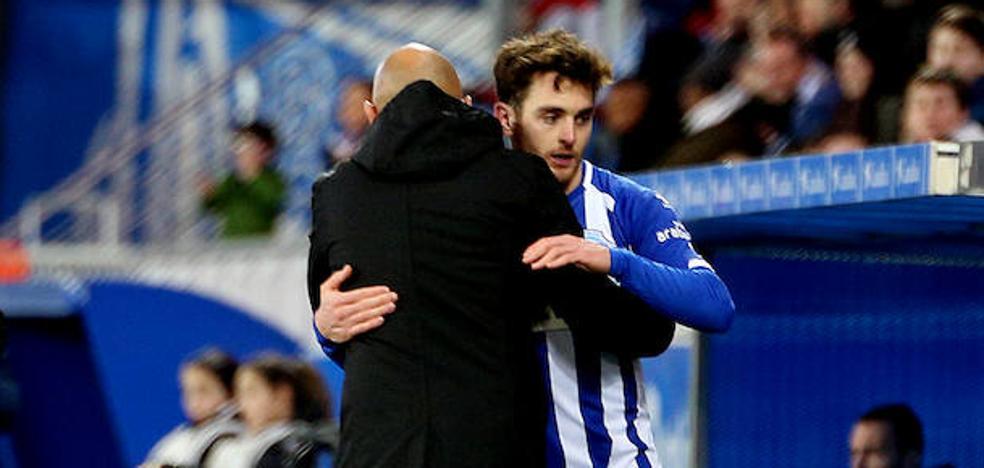 Alavés y Athletic esperan una resolución inmediata del futuro de Ibai Gómez