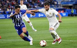 El Alavés ya tiene fecha para visitar al Real Madrid