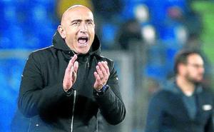 Abelardo: «Puede que sea el peor partido desde que llegué al Alavés»