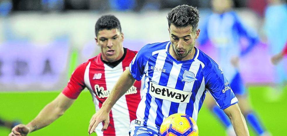 El Alavés encadenará cinco partidos de ocho fuera del fin de semana