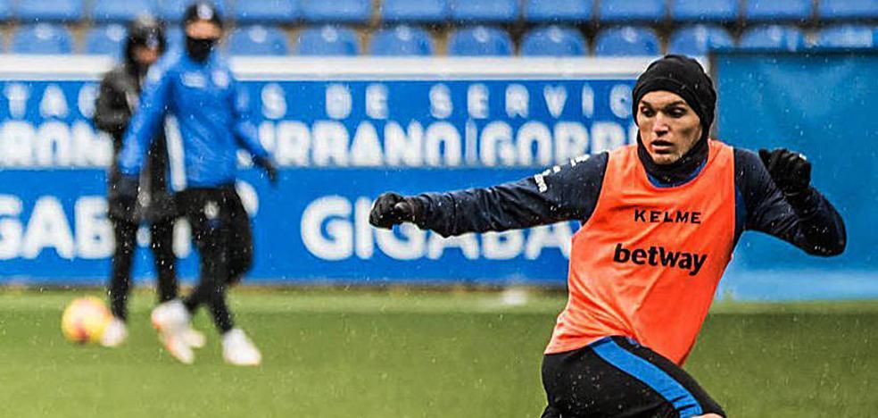 Dani Torres, cedido al Albacete