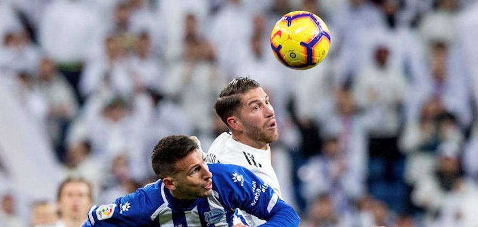 El uno a uno del Real Madrid - Alavés