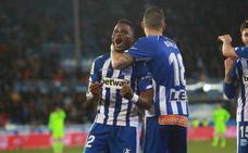 Resumen y goles del Alavés - Levante