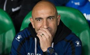 Abelardo: «El esfuerzo ha sido tremendo»