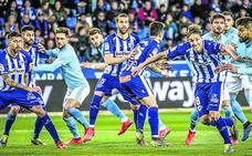 El Alavés, retención en clave de gol