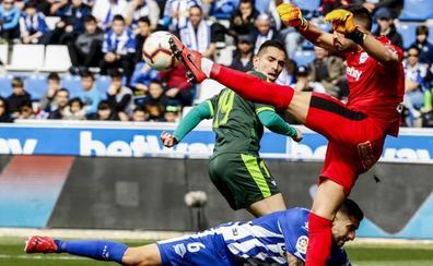 Resumen y goles del Alavés - Eibar