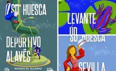 Un recuerdo de Primera para el Huesca