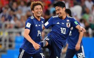 Inui reaparece con Japón