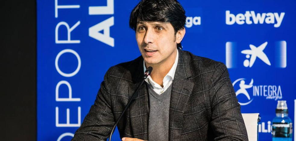 El Alavés renueva a Sergio Fernández hasta 2023