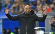 Abelardo: «Hemos sido merecedores de la victoria»