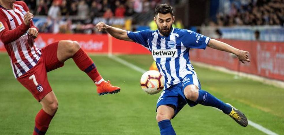 El Alavés renueva a Rubén Duarte hasta 2023
