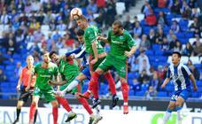 Las mejores imágenes del Espanyol - Alavés