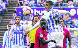 El Valladolid llega a Mendizorroza al límite tras sumar una victoria en once partidos