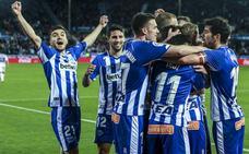 Vídeos de goles y resumen del Alavés - Valladolid
