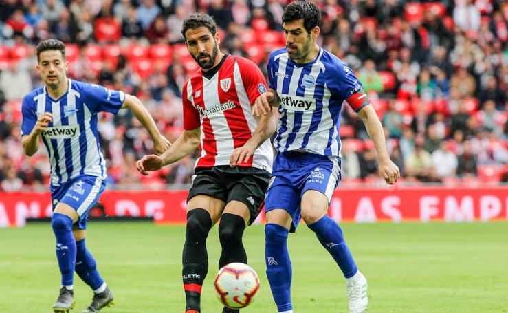 Las mejores fotos del Athletic - Alavés