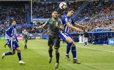 Las mejores imágenes del Alavés - Real Sociedad