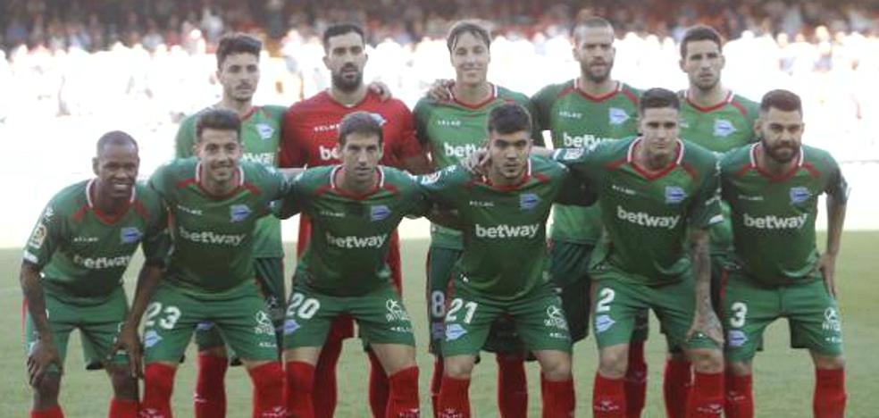 El uno a uno del Valencia - Alavés