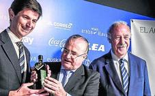 La bendición de Vicente del Bosque: «Abelardo ha hecho un trabajo extraordinario»