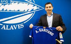 Presentación de Asier Garitano como nuevo técnico del Alavés