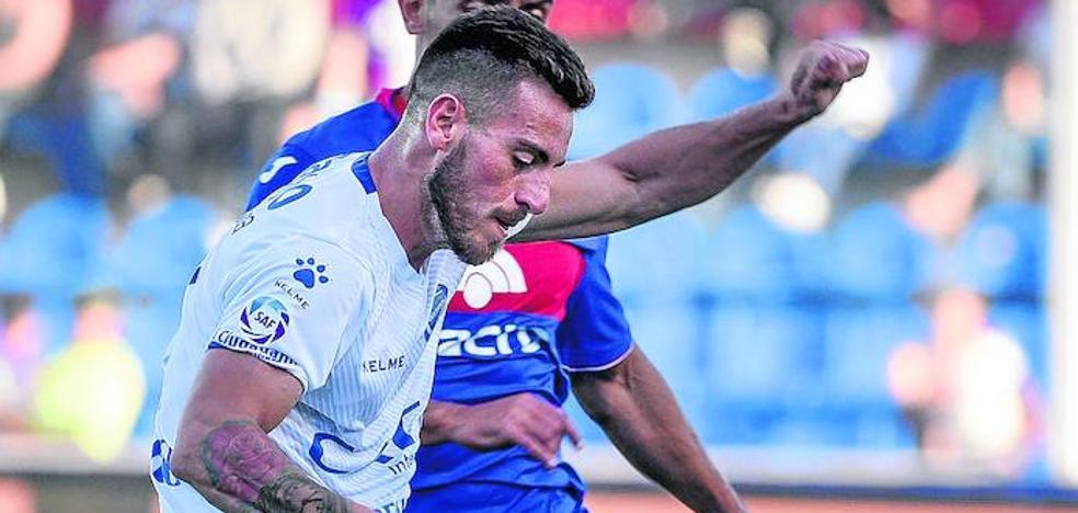 El Alavés pone el foco en Ángel González