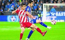 El Alavés acelera por Pere Pons